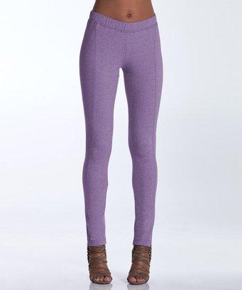 lur® Lilac Birch Leggings - Women