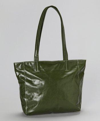 Latico Leather Forest Shopper Tote