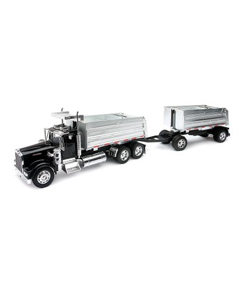 Kenworth Twin Dump Truck Set