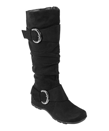 Black Jester Boot
