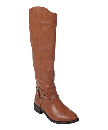 Chestnut Charming Boot