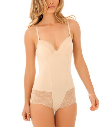 Nude Hipster Shaper Bodysuit - Women & Plus