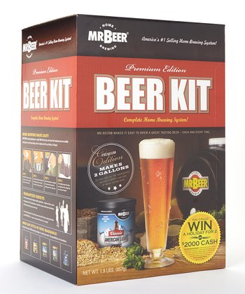 Premium Edition Beer Kit