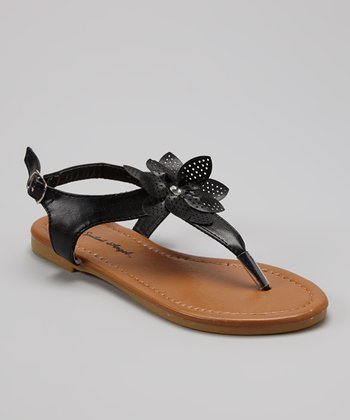Sunny Steppers: Girls' Sandals