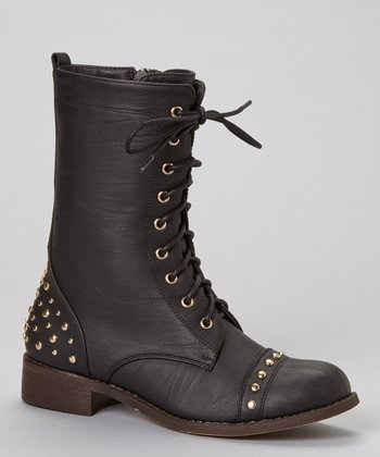 Black Annika Boot