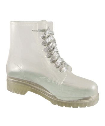 Clear Alyson Boot