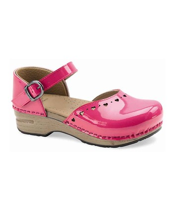 Bubblegum Patent Leather Jamie Mary Jane - Kids