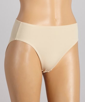 Blush Hi-Cut Briefs - Plus