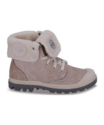 Palladium Camel Pilot Baggy Leather Boot