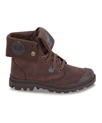 Chocolate Baggy Lite Gusset Boot