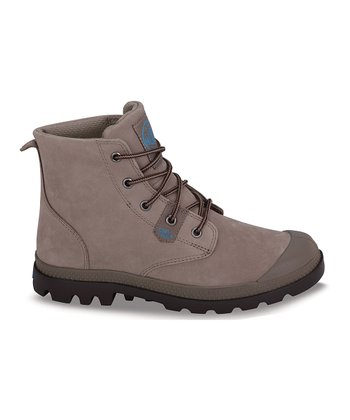 Dust & Chocolate Pampa Gusset Boot