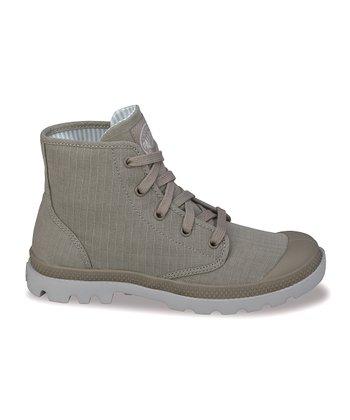 Palladium Aluminum & Vapor Pampa Hi Lite Boot