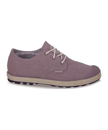 Elderberry Slim Oxford Sneaker