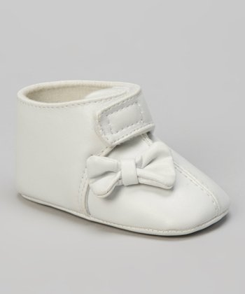 White Bow Shoe