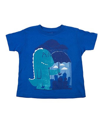 Royal Blue This Is My City Tee - Toddler & Kids