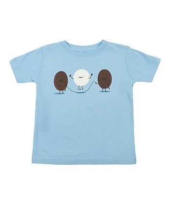 Baby Blue Cookie at Play Tee - Toddler & Kids