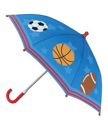 Blue Sports Umbrella