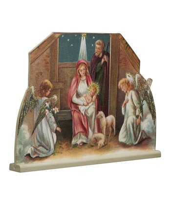 Nativity Stand-Up Décor
