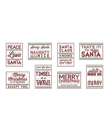 Holiday Sayings Note Card Set