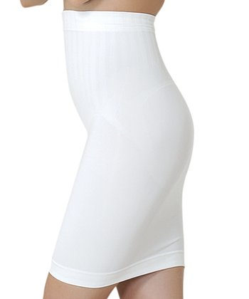 White Shaper Skirt - Women & Plus