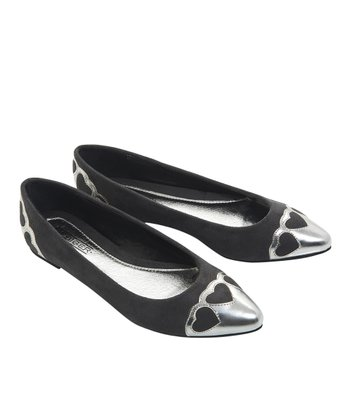 Charcoal Diamonds Flat