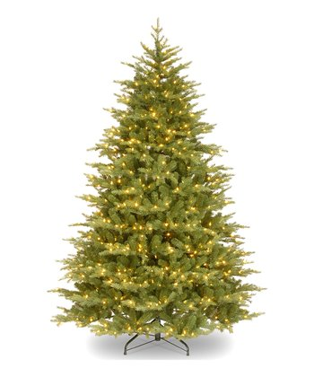 7.5' Feel-Real Nordic Spruce Pre-Lit Tree