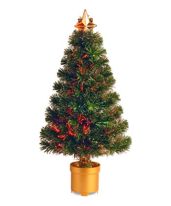 32'' Fiber Optic Evergreen Firework Tree
