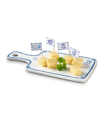 Blue Dutch Cheese Board