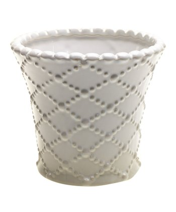 White Brighton Pot