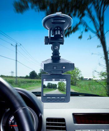 Stalwart Car Security Dashboard Video Camera