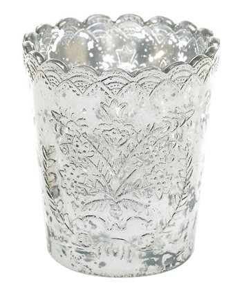 Silver Crest Desiray 3'' Votive Holder