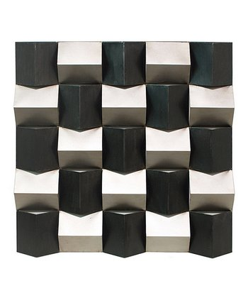 Black & Silver Wall Decoration