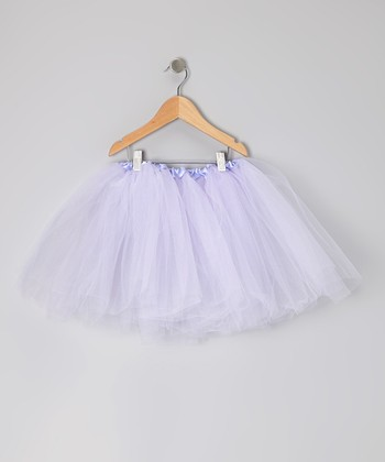 Simply Light Purple Tutu