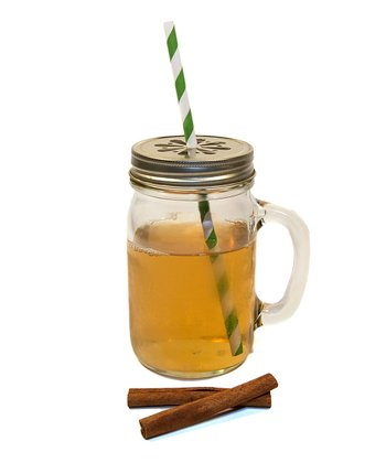 Mason Jar Mug - Set of 12