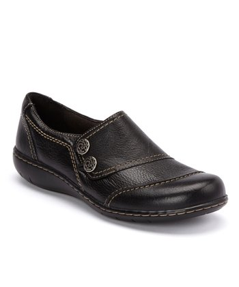 Black Sixty Alpine Slip-On Shoe - Women