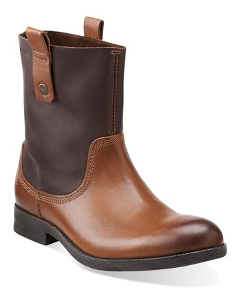 Brown Goby Chelsea Boot