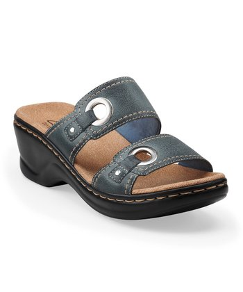 Blue Lexi Willow Sandal - Women
