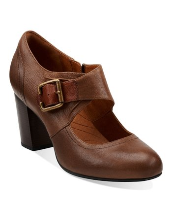 Taupe Town Club Pump - Women