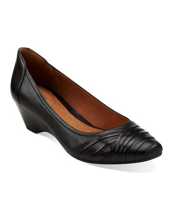 Black Ryla King Pump - Women