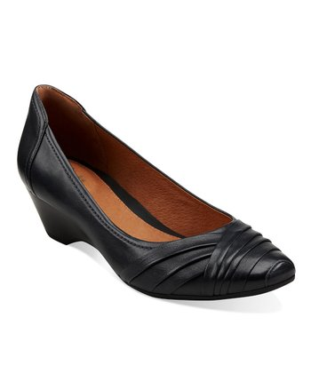 Navy Ryla King Pump - Women