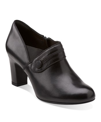 Black Tamryn Maize Bootie - Women