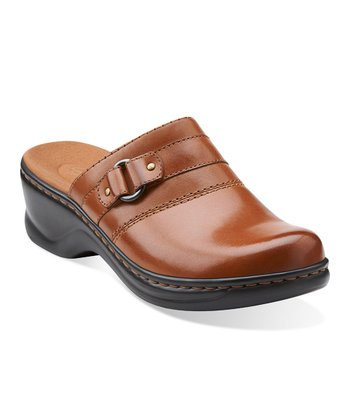 Brown Lexi Lilac Mule - Women