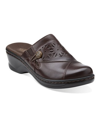 Brown Lexi Chestnut Mule - Women