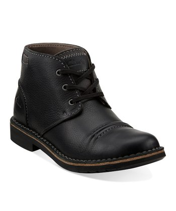 Black Medway Smith Boot