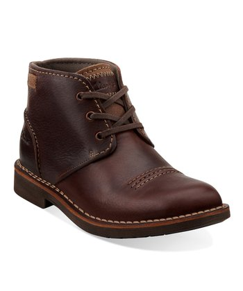 Brown Medway Smith Boot - Men