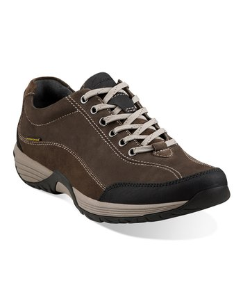 Olive Nubuck Wave.Pioneer Shoe - Men