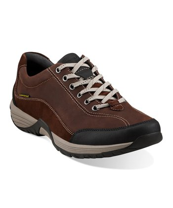 Brown Nubuck Wave.Pioneer Shoe - Men
