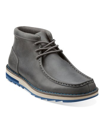 Gray Mumford Folk Lace-Up Shoe