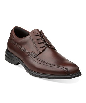Brown Lacourt Lace-Up Shoe - Men