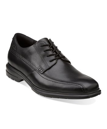 Black Lacourt Lace-Up Shoe - Men